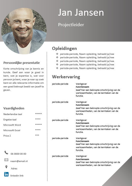 Resume Templates and Resume Examples Cv template, Resume