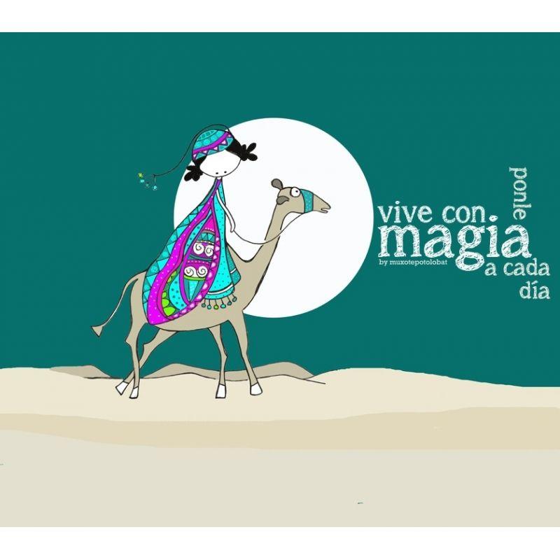 13839e33e Lámina Magia