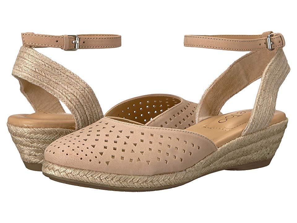 f7455a22d07 Me Too Norina Women's Dress Flat Shoes Nude Goat Nubuck   Products ...
