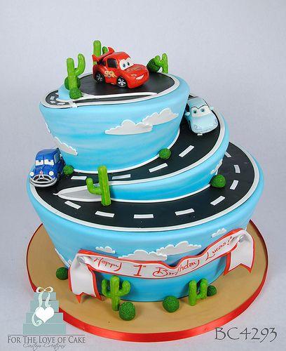 BC4293-cars-cake-toronto-oakville