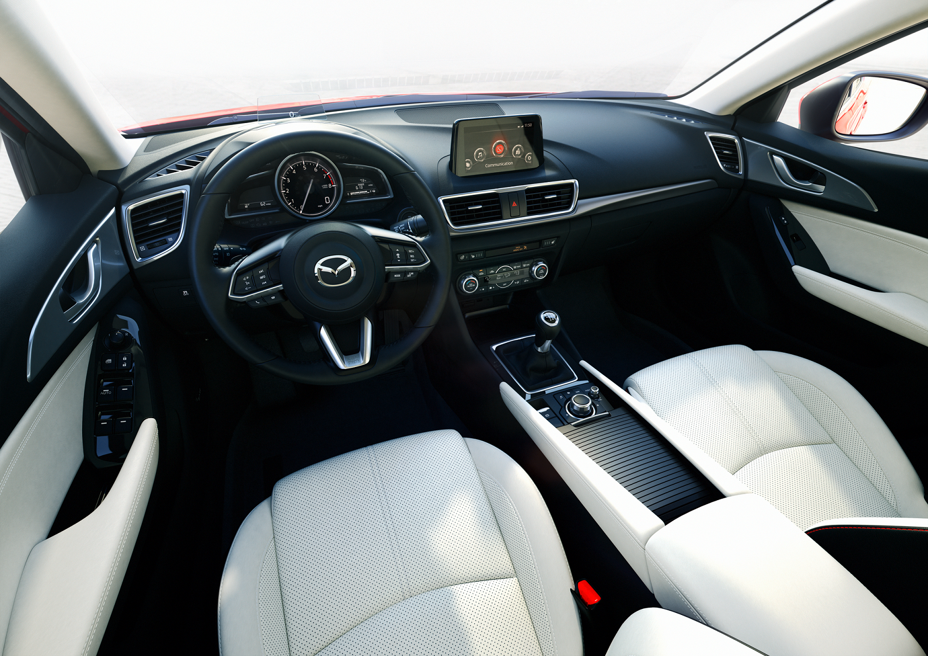 Awesome Mazda 3 Interior 2017 And Review In 2020 Interior Design Colleges Mazda Vinyl Shutters