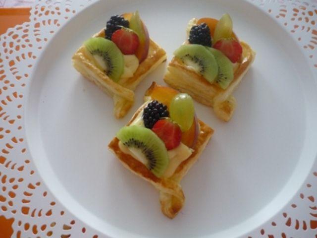 Kolacik s cerstvym ovocim , zákusky a koláče, fotopostupy | Tortyodmamy.sk