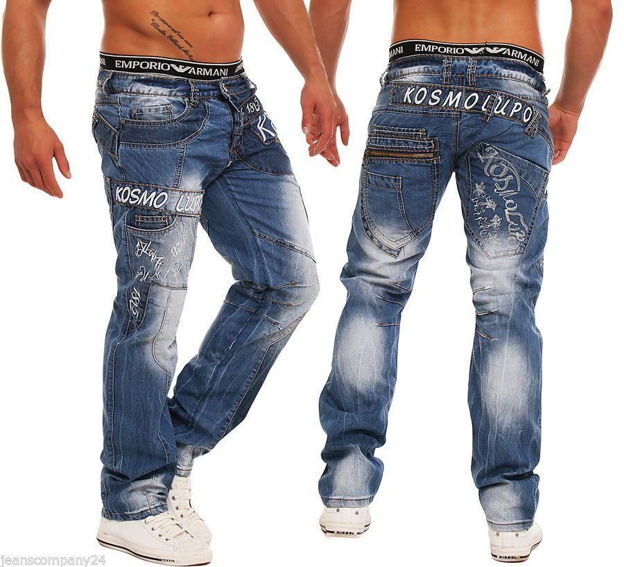 Herren jeans cargo