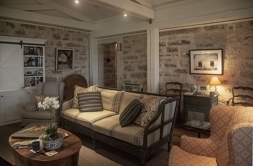 Living Room In Circa 1700s Historic Norwegian Texas Ranch In Hill County Interior Design By Chambers Archit Interior Design Ranch House Designs Stone Interior #texas #themed #living #room