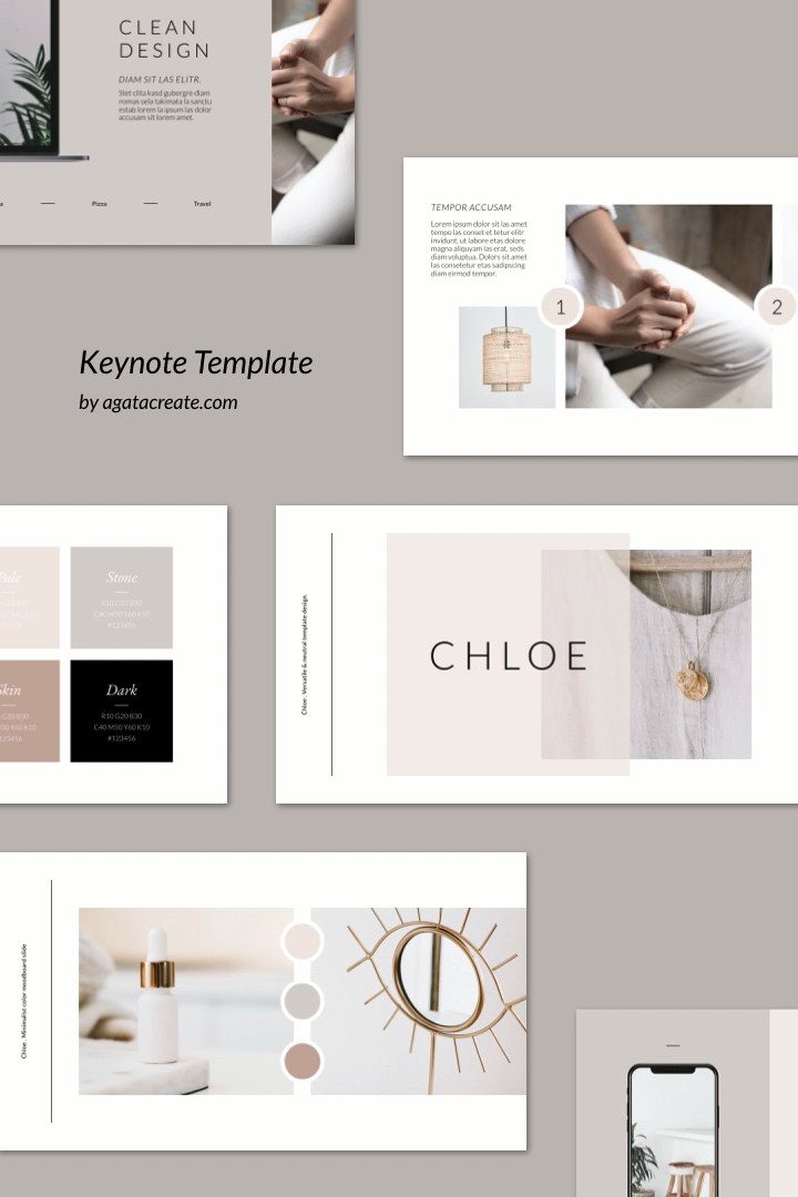 Clean Business & Introduction PowerPoint Template – Original and High Quality PowerPoint Templates