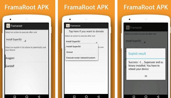 FramaRoot APK Update - 2018 Version Released   App News