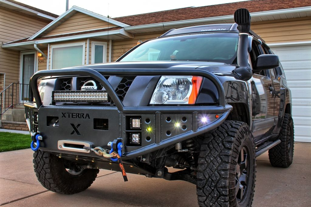 Maxterra S Build Thread New Front Bumper Installed Page 5 Second Generation Nissan Xterra Forums 2005 Nissan Xterra Nissan Nissan Terrano
