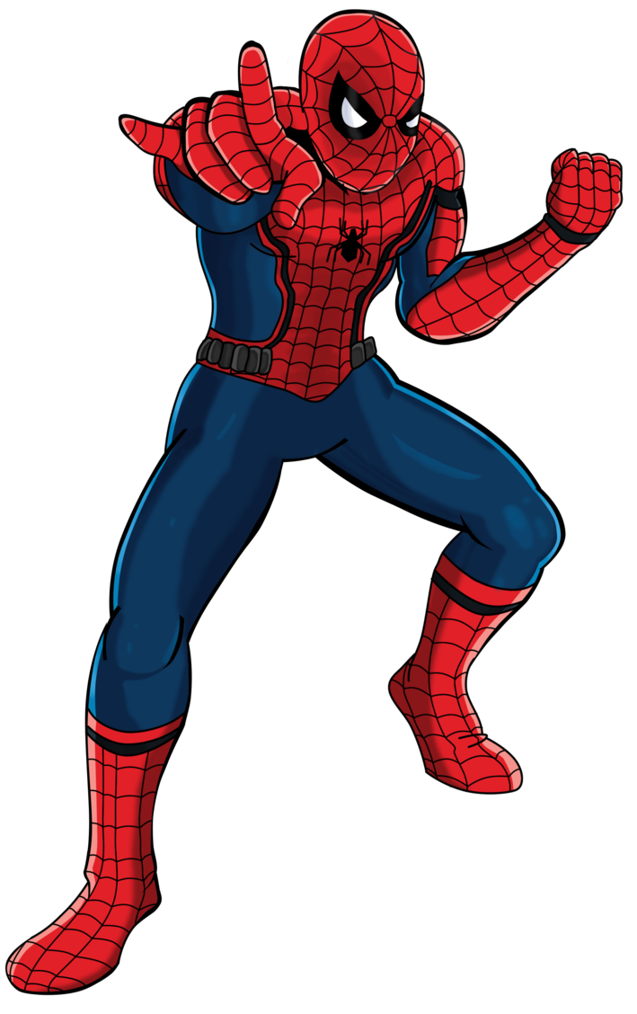Spectacular SpiderMan PNG Image Hombre araña, Marvel