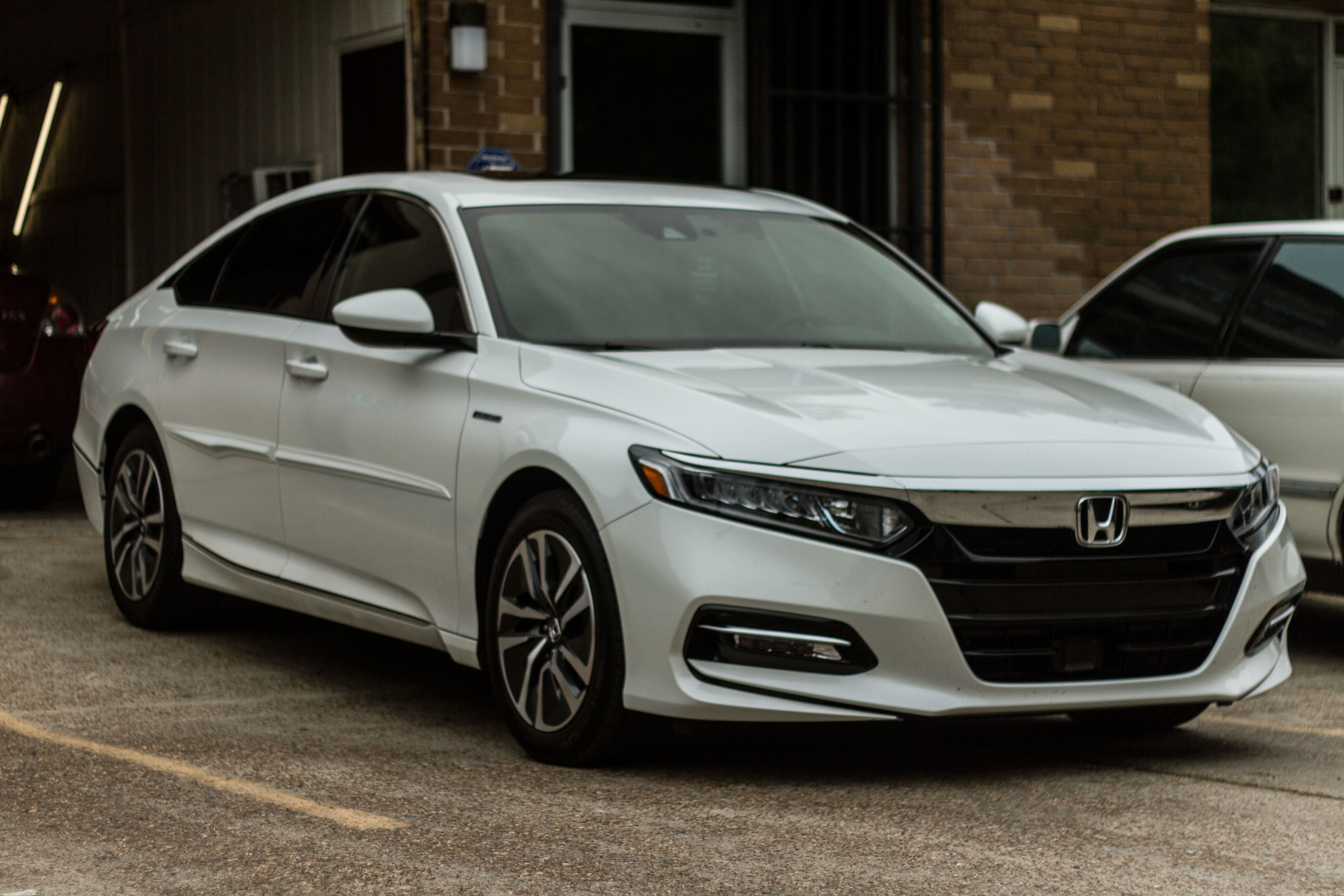 2018 honda accord tinted with ceramic on all sides back windshield sunroof ceramic tint is the most effective tint in heat reduction and will preserve  [ 5184 x 3456 Pixel ]