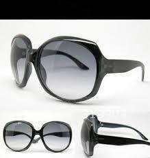Black Frog Fashion Trendy Sunglasses