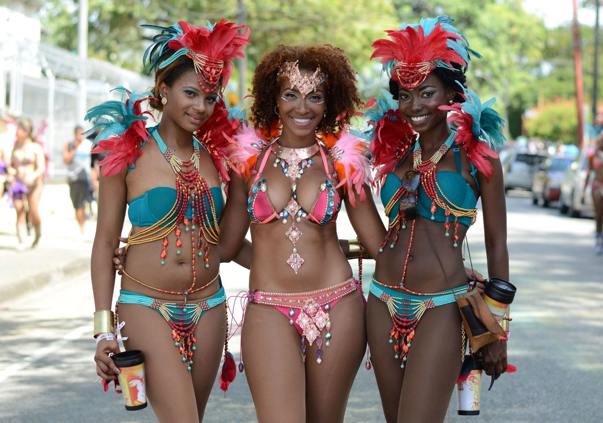 West Indies CARNIVAL Our Culture People Islands