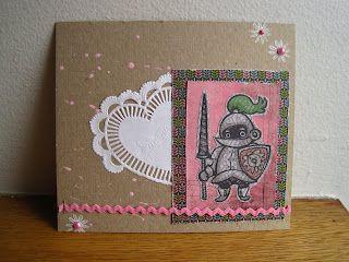 Santun Maja: crafting cards