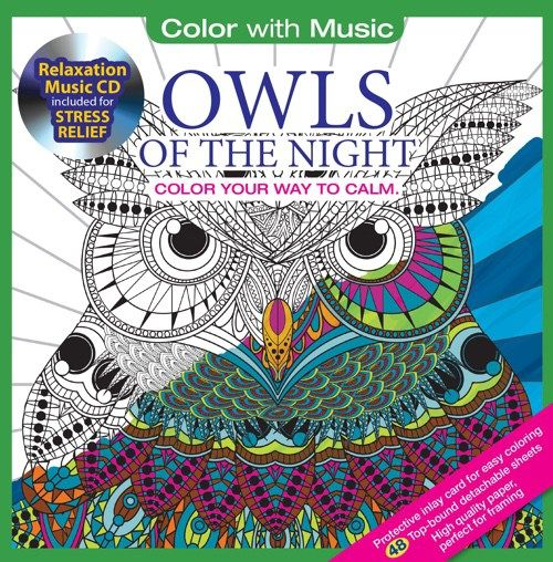 FYI: Color With Music Coloring Books Just Slashed Their Prices ...