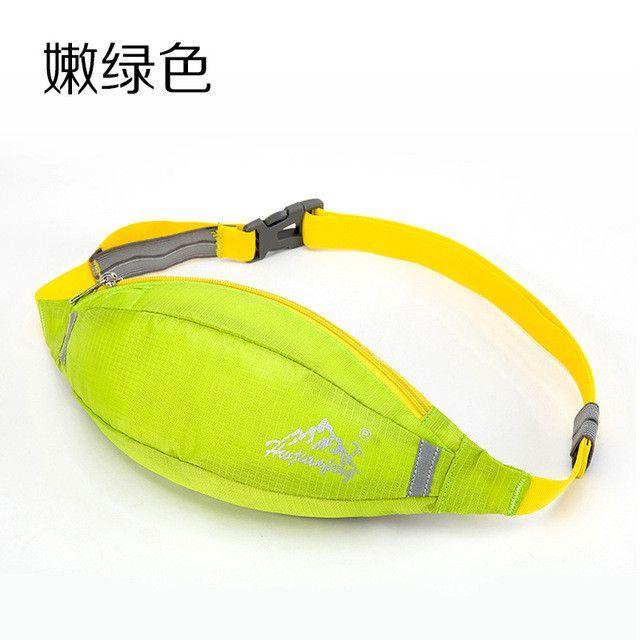 08a195a38 Waterproof waist pack for Men Women Fanny Pack Bum Bag Hip Money Belt travel  Mobile Phone