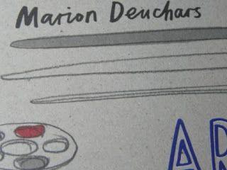 Por el alambre: Marion Deuchars
