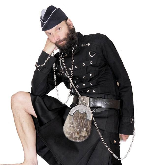 https://flic.kr/p/drZyYm   mediation in my punkuniform   think and meditation in kilted uniform