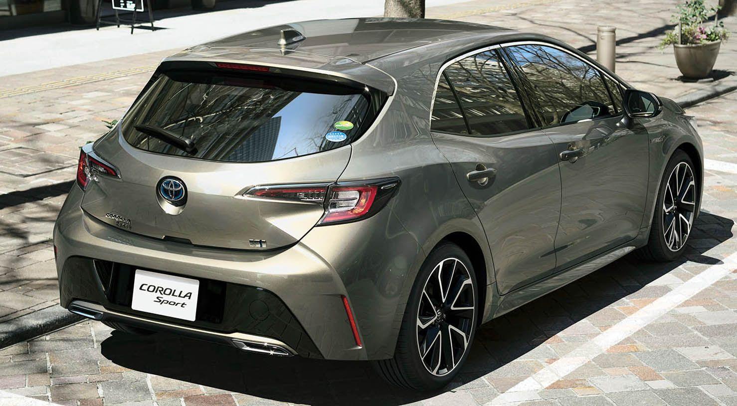 تويوتا كورولا هاتشباك 2019 الجديدة كليا أناقة استثنائية لسيارة لا ت قه ر موقع ويلز Toyota Corolla Hatchback Corolla Hatchback Toyota Corolla