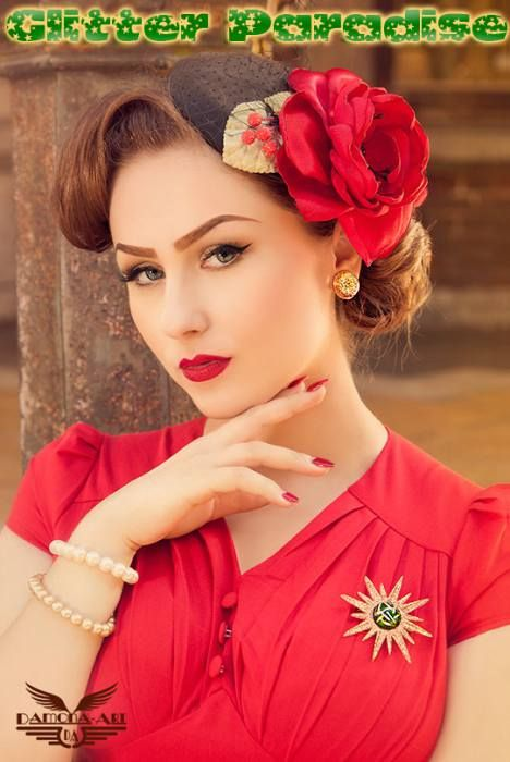 pin up jewelry