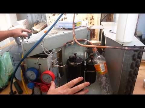 aire acondicionado soldadura de compresor 3000 YouTube