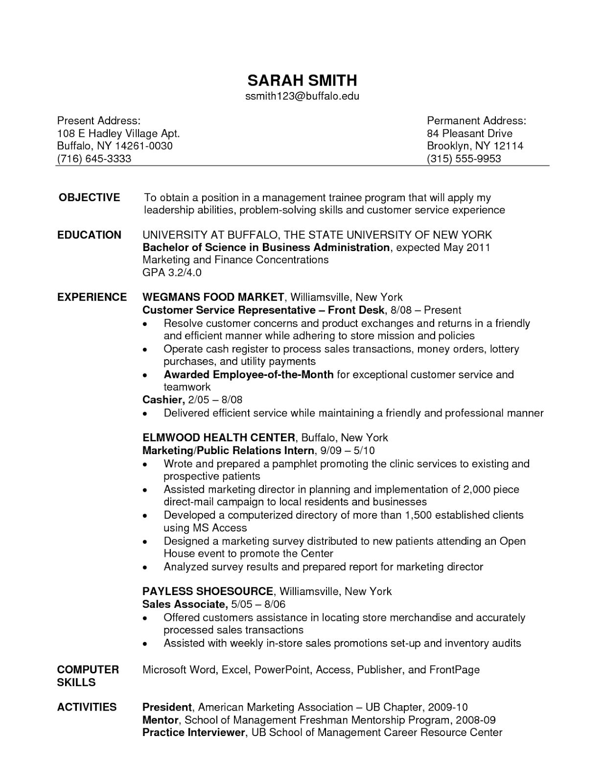Resume Objective Examples In 2021 Resume Objective Examples Sales Resume Examples Resume Examples