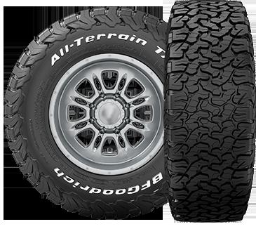 Bfgoodrich All Terrain T A Ko2 215 75r15 All Terrain Tyres All Season Tyres Tire
