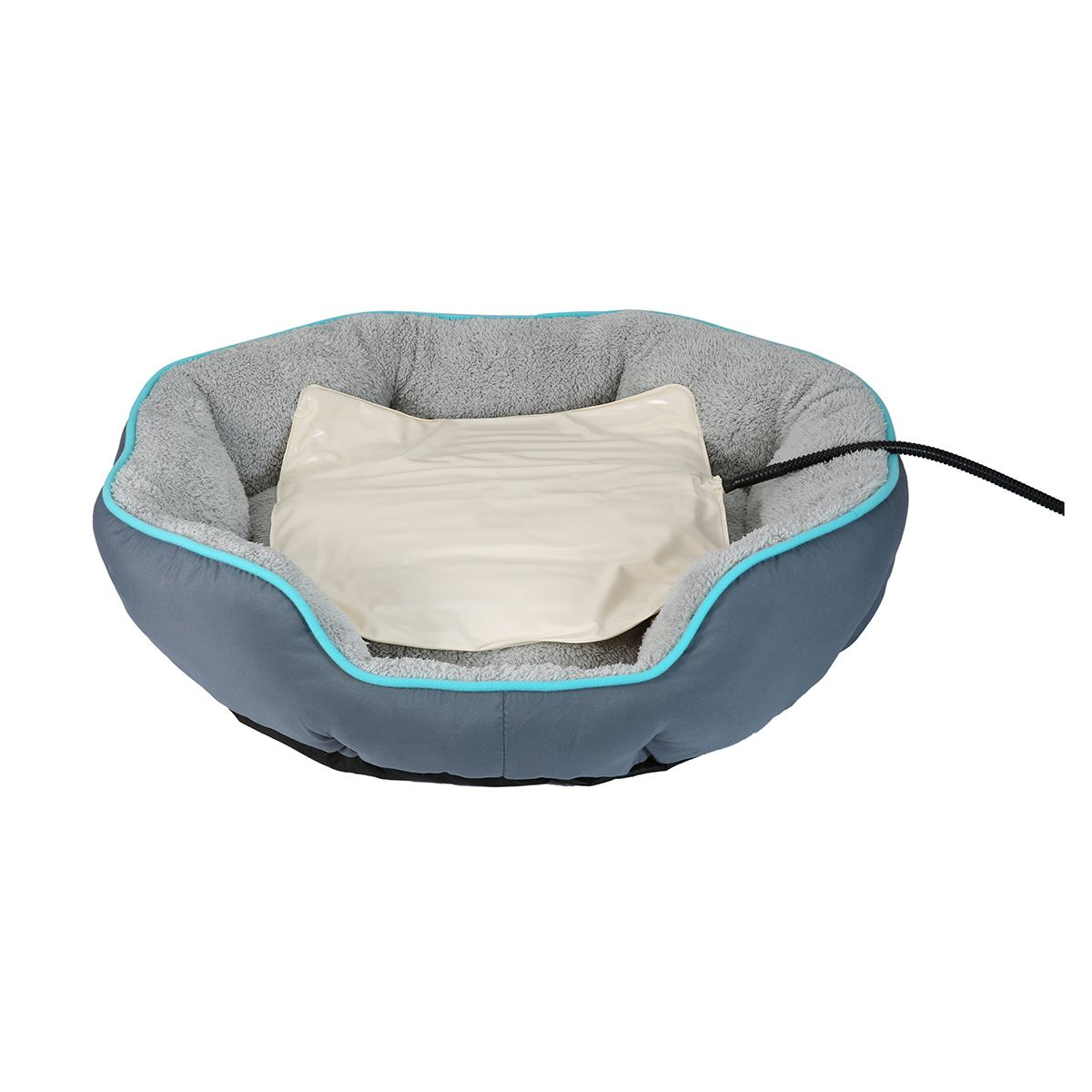 Heated Pet Bed Kmart With Images Heated Pet Beds Bed Sizes
