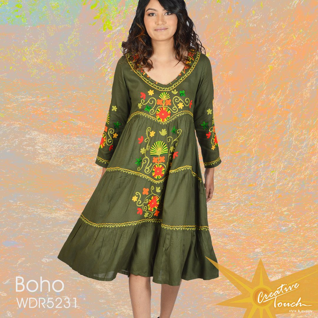 Spring Summer 201920 Boho Inspired Collection is