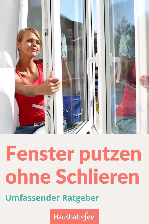 Fenster Streifenfrei Und Ohne Schlieren Putzen Ob Von Hand Oder Mit Einem Fenstersauger Tipps Tricks Im Grossen Ratgeber Fenste Video
