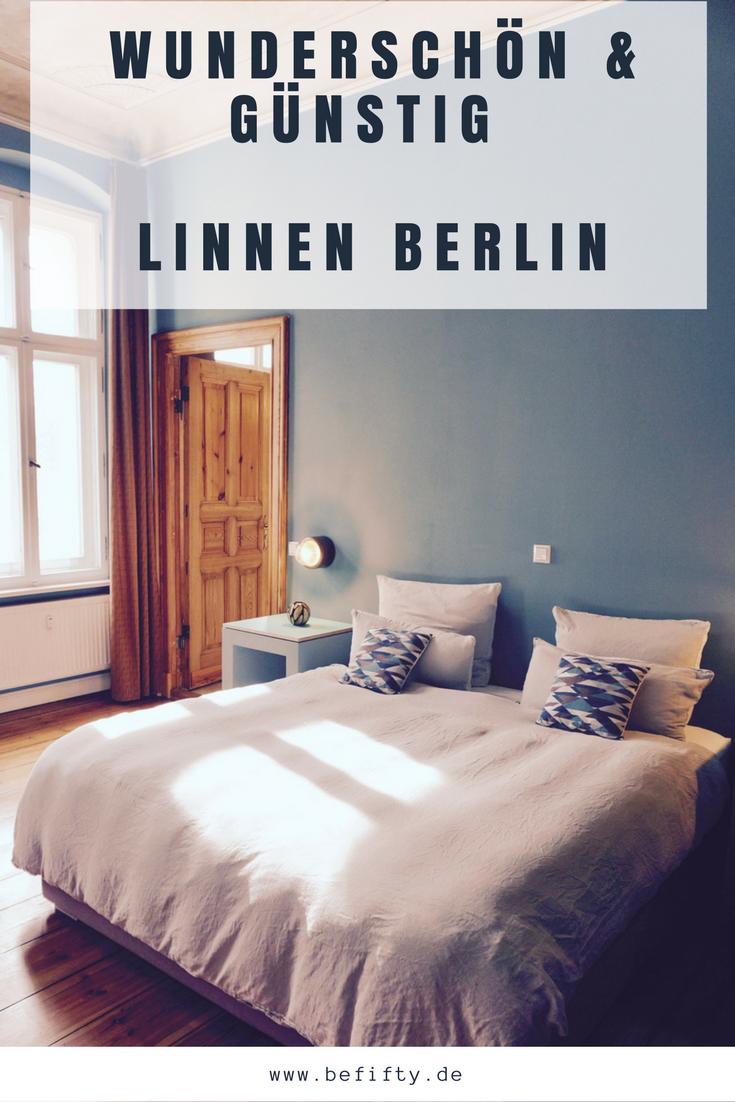 Jul 2 Eine Münchnerin in Berlin - Teil 2: sleep - Linnen ...