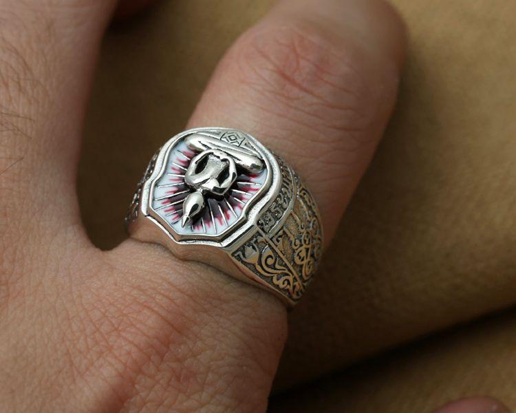 S925 Sterling Silver Thailand Buddha Rings Buddhism Jewelry Rings Men S Retrothai Silver Ring Men S Jewelry Rings Silver Rings Jewelry Rings