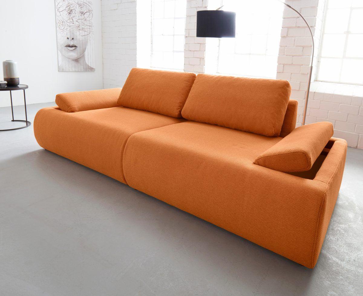 Amüsant Big Sofa Xxl Das Beste Von Inosign Orange, Bigsofa Xxl, Fsc®-zertifiziert Jetzt Bestellen