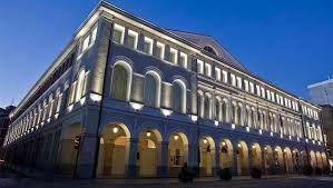 Illuminazione esterna palazzi storici illuminazione palazzi