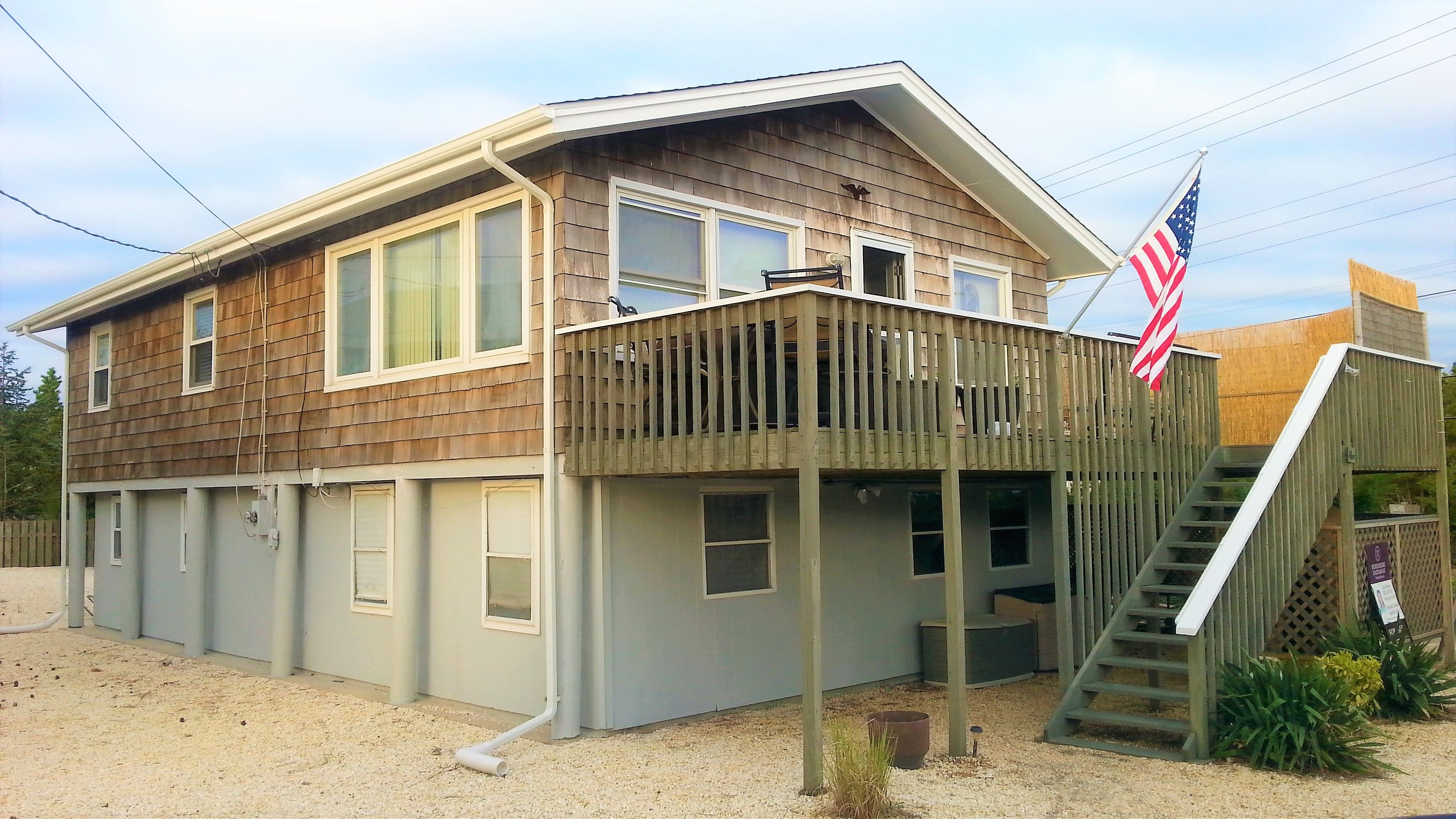 Ocean block home for sale. Click for info! Long beach