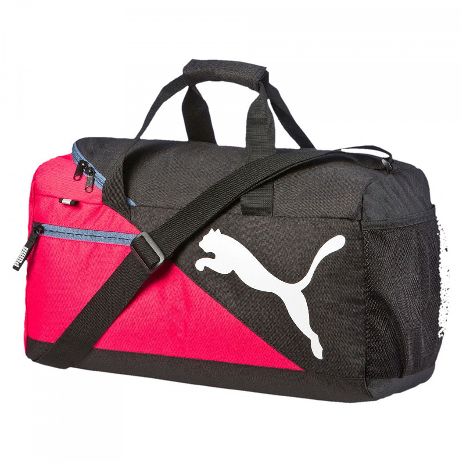 modeherz ♥ PUMA Fundamentals Sports Bag S Rose Red ♥ 073499 06 #modeherz  #Sporttasche