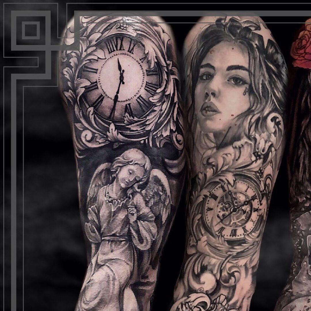 Photo 9/9 • •  @kwadron @balmtattooitalia  #mexicanskull #mexicanstyle_tattoos #mexicanstyle_art #tatts #inked #chicanotattoo #chicanostyle #tattooart #tatuaggiochicano #skulltattoo #realistictattoo #blackandgrey #blackandgreytattoo #payasa #tattoo #blackworktattoo #realisticink #tattooportrait #italiantattooartist #tatted #tattedup #losangeles #newyork #coverup #tattooing #payasatattoo #torino #newyork