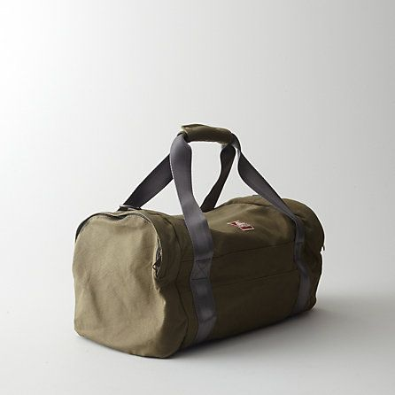 859f014a72b3 JanSport Heritage Hipster Canvas Duffle Bag