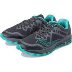 Photo of Saucony Peregrine shoes women gray 42.5 SauconySaucony