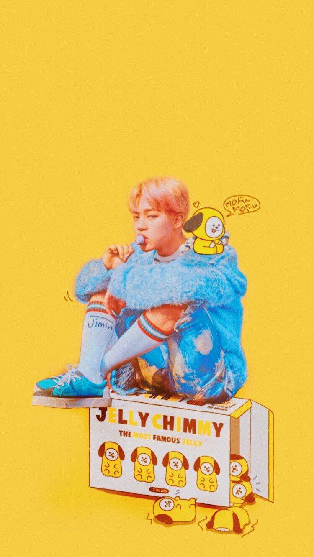 Jimin Bts Chimmy Wallpaper