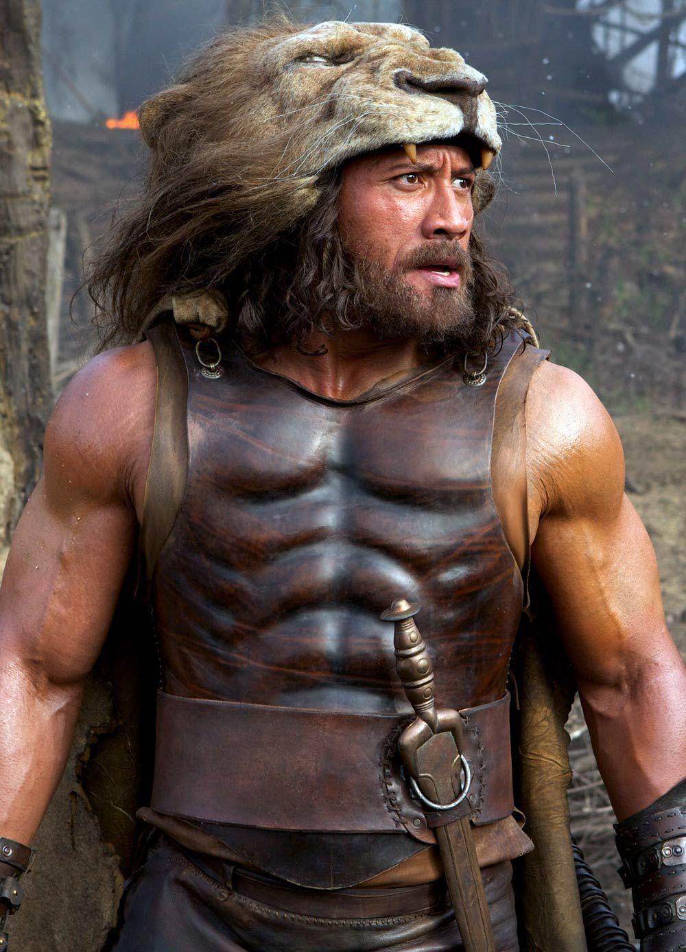 Hercules dwayne johnson