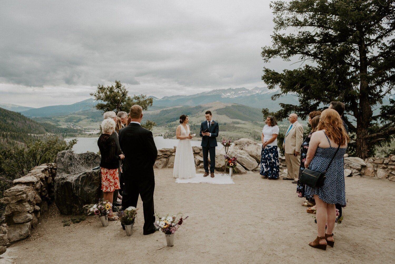 Colorado elopement photographer, Colorado mountain