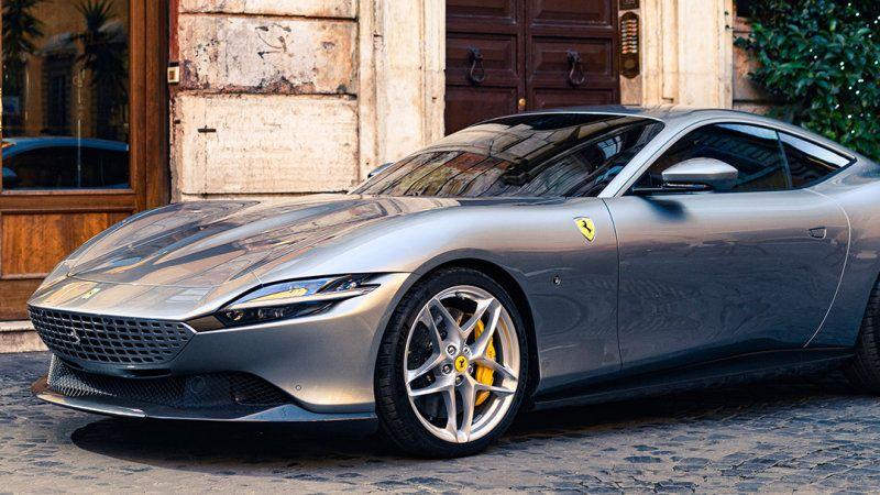 Ferrari Suv