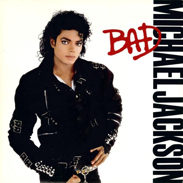 Michael Jackson Bad Lp Album Gat For Sale Discogs Michael Jackson Bad Bad Michael Jackson