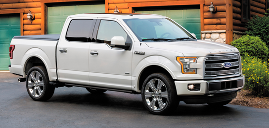 2016 Ford F150 Limited Release Date Canada