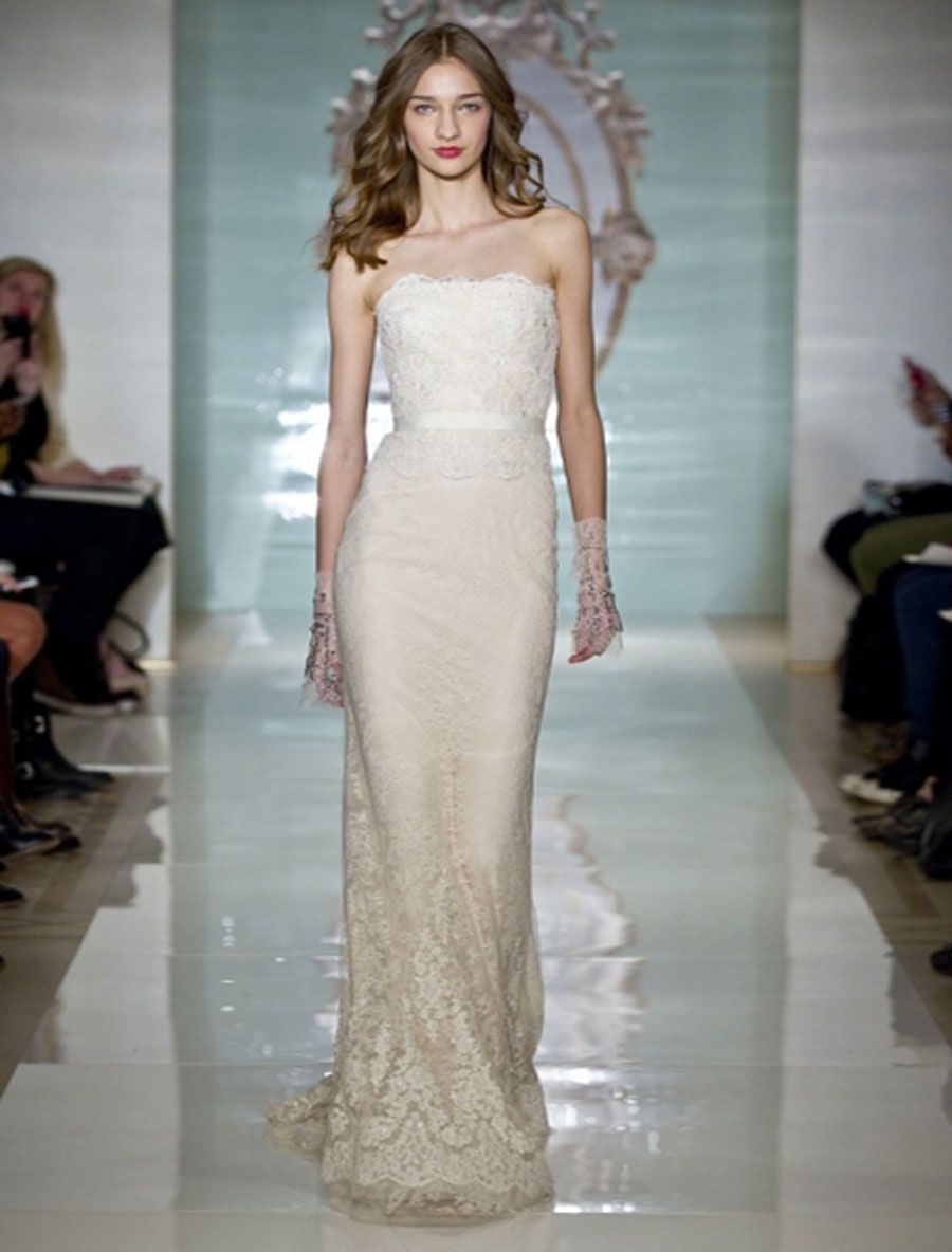 Reem Acra It Girl 5113 Wedding Dress | Discount designer wedding ...