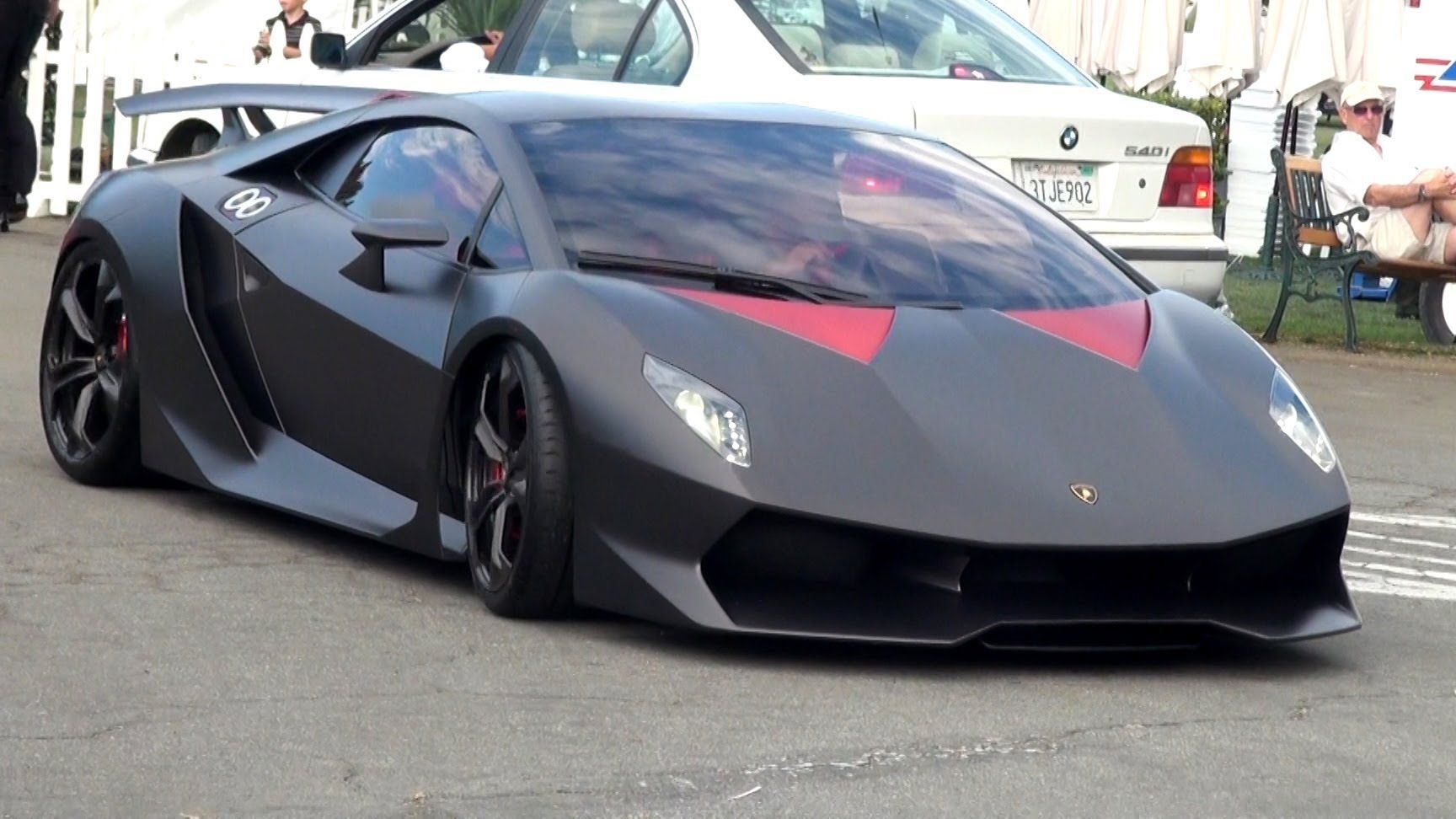 BrianZuk Records The Track Only Lamborghini Sesto Elemento, 1 Of Just 20  That Will