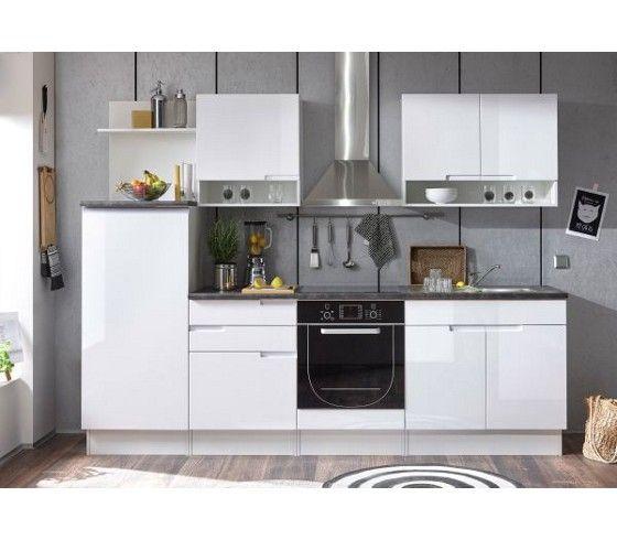 Konyhablokk (000887020501) Kép 2706161239Welcome Spice frontal - küchenblock mit elektrogeräten