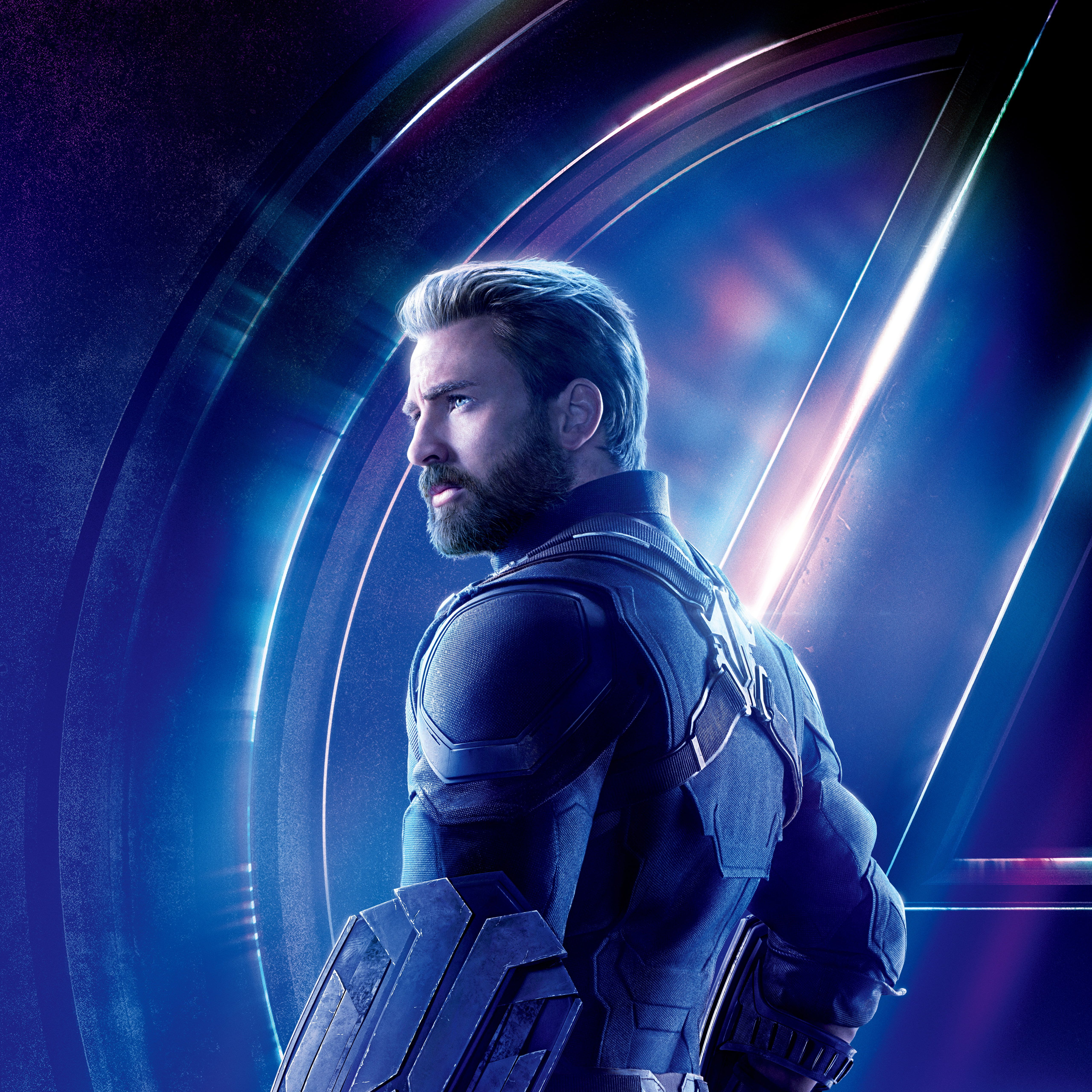 Captain America Avengers Infinity War 5k Steve Rogers Chris Evans 4k 5k Wallpaper Hdw Captain America Wallpaper Avengers Infinity War Marvel Infinity War