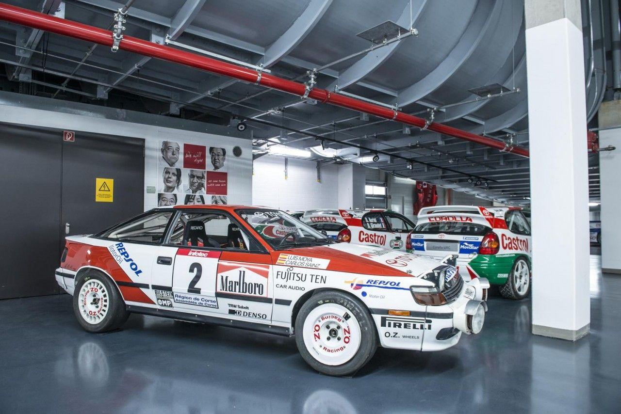 1988 Toyota Celica GT-Four (ST165) Rally Car | Classic Cars ...
