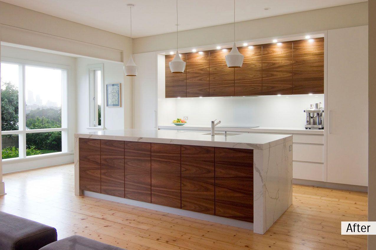 Bespoke Designer Kitchens Sydney (avec images)   Ilot, Cuisine