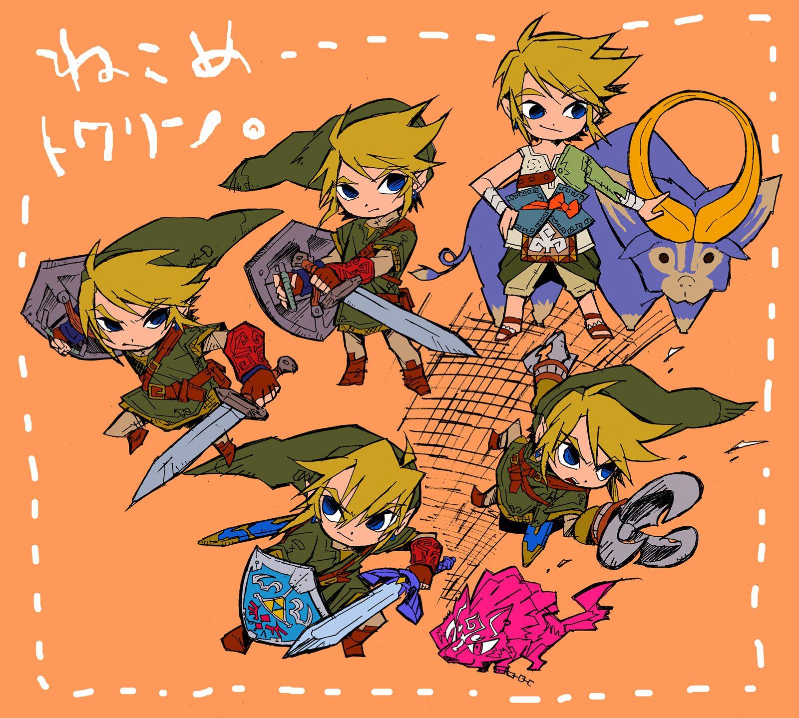 The Legend of Zelda: Twilight Princess / Link and an Ordon Goat / 「ゼルダの伝説ログ4」/「リクアキラ@ついった廃」の漫画 [pixiv] [24]